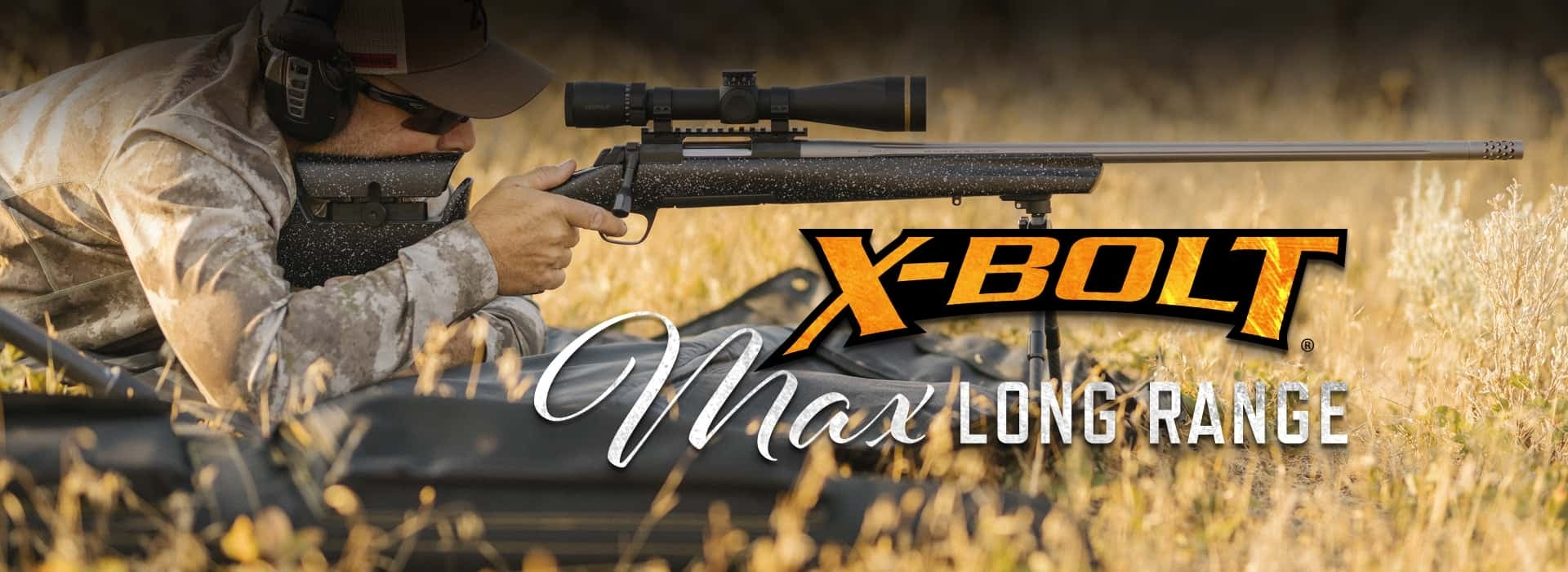 X-Bolt Long Range Large Banner