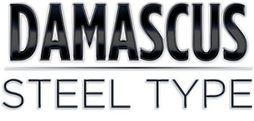 Damascus Folder, Mammoth Tooth