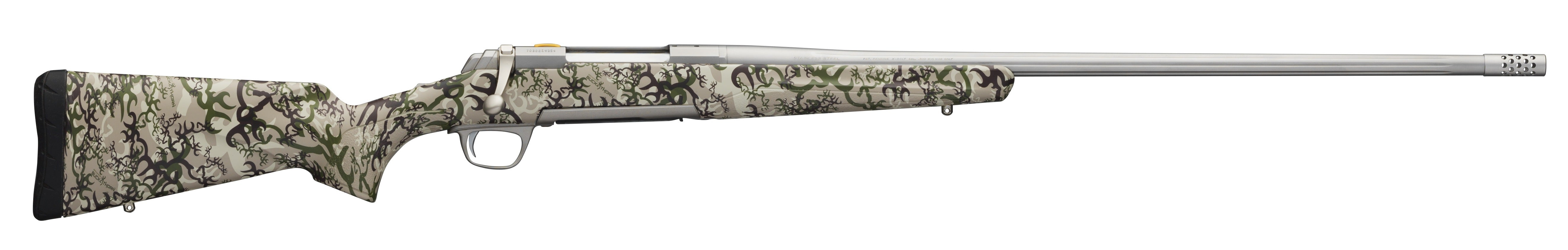 Browning introduces the 26 Nosler in the X-Bolt rifle line