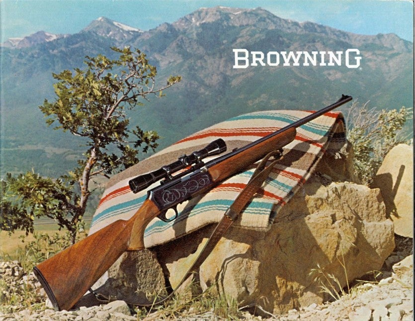 A brief history of the Browning BAR