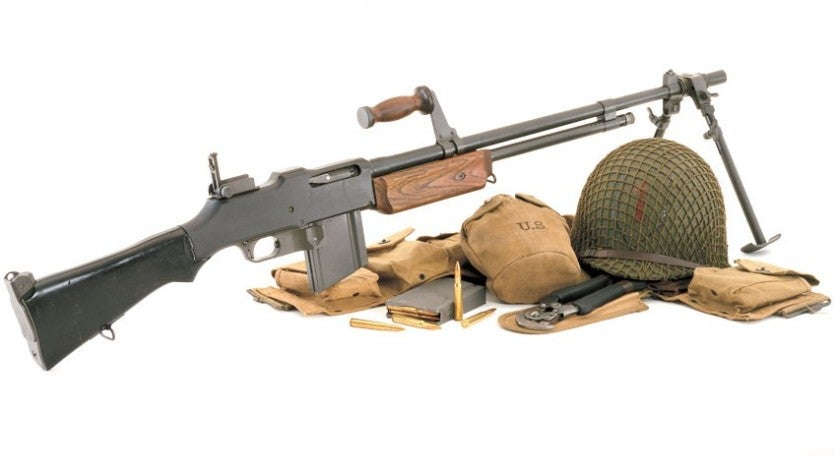 The Inside Story of the BAR, John M  Browning's Automatic Rifle