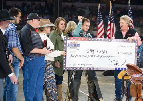 Browning Proudly Sponsors The 2017 American Rodeo