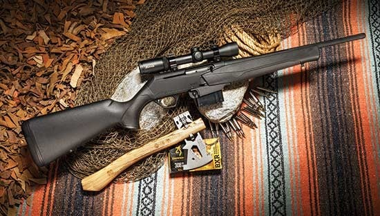 One Great 308 Is How Guns Magazine Described The Browning Bar Mk 3 Dbm Photo