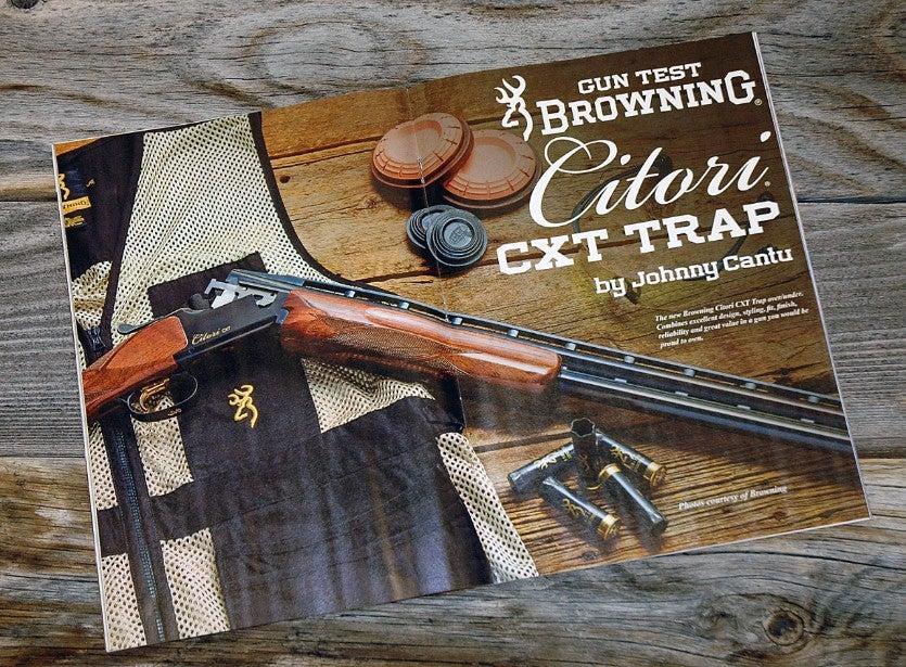 Shotgun Sports calls the Browning Citori CX a '…great value