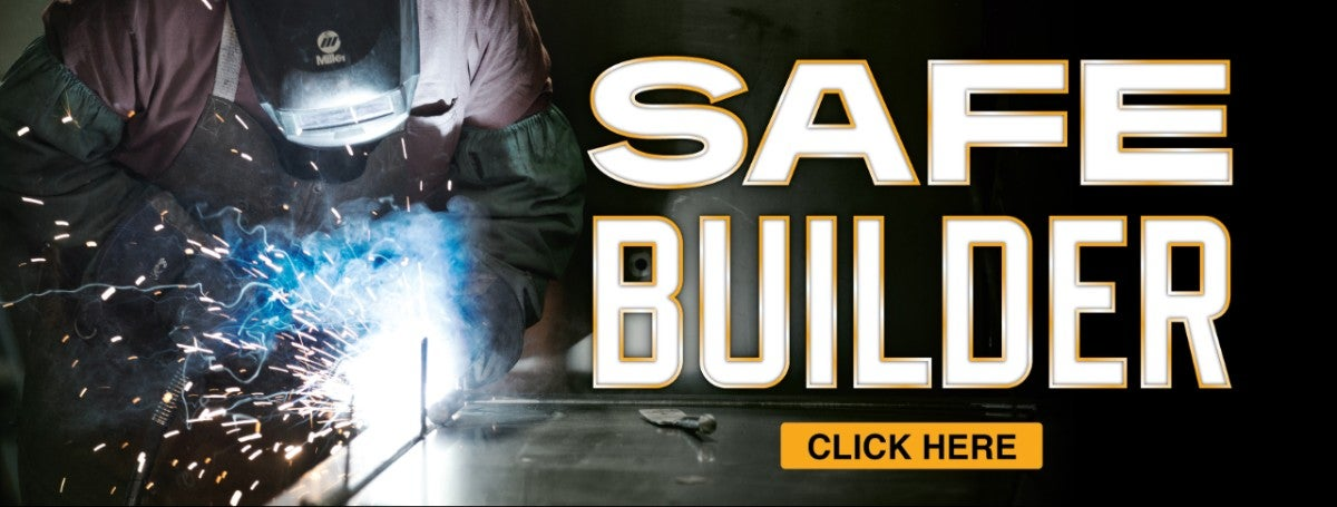 Safe Builder Click Here Graphic