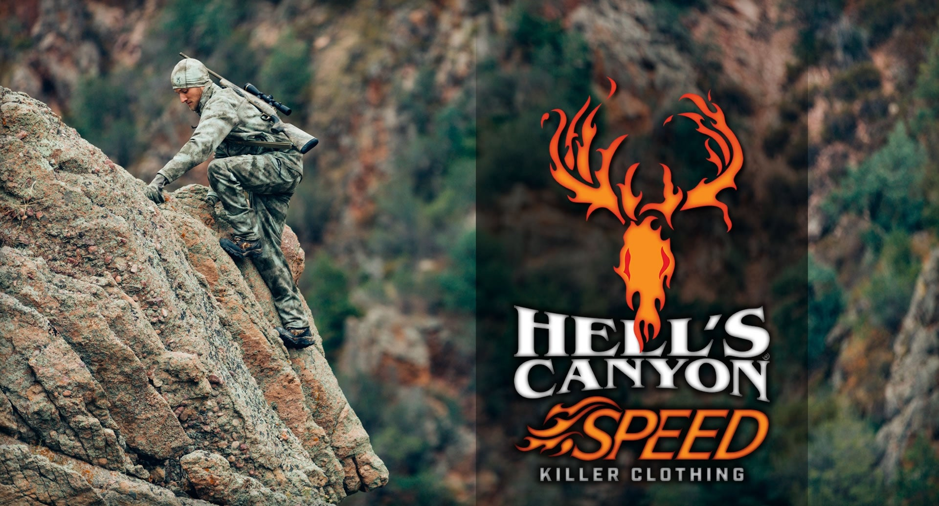 Hell's Canyon Speed Technical Hunting Clothing