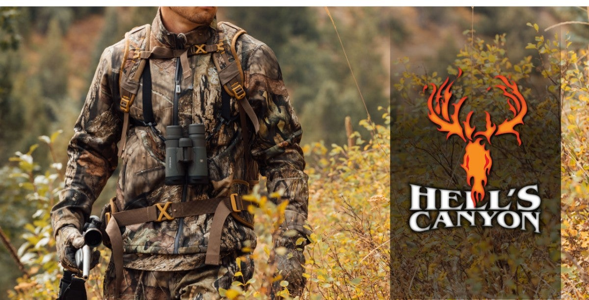 Hell's Canyon Men's Clothing