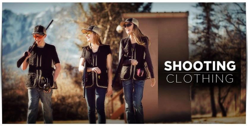 Shooting Clothing