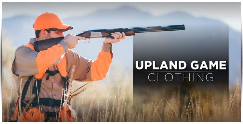 Upland Game Clothing