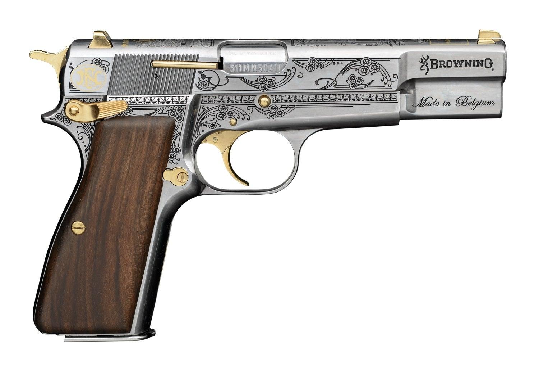 dating browning pistol