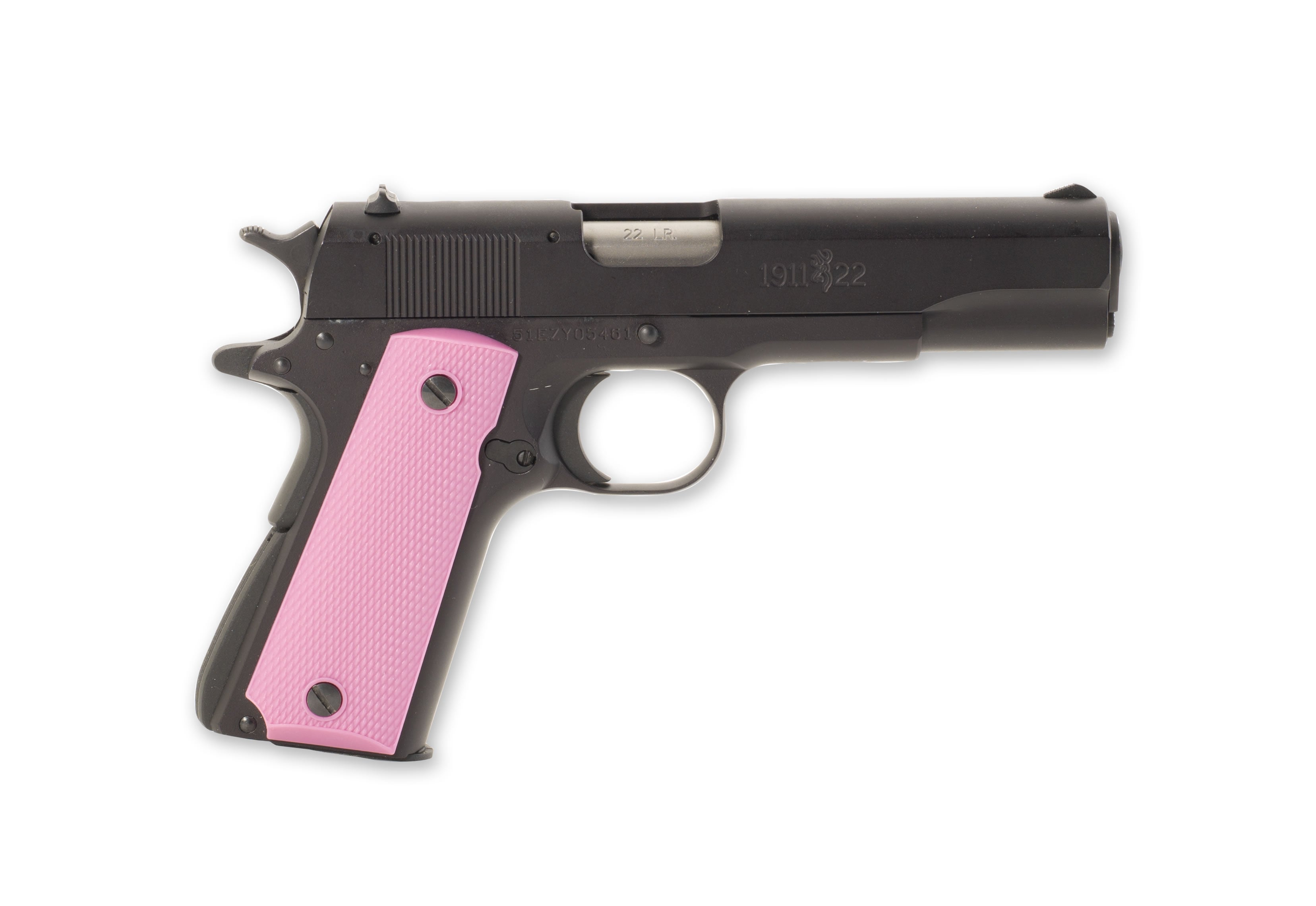 1911-22 A1 Compact Black and Pink