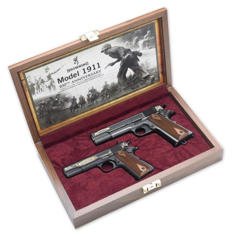 1911 Commemorative Cased Set