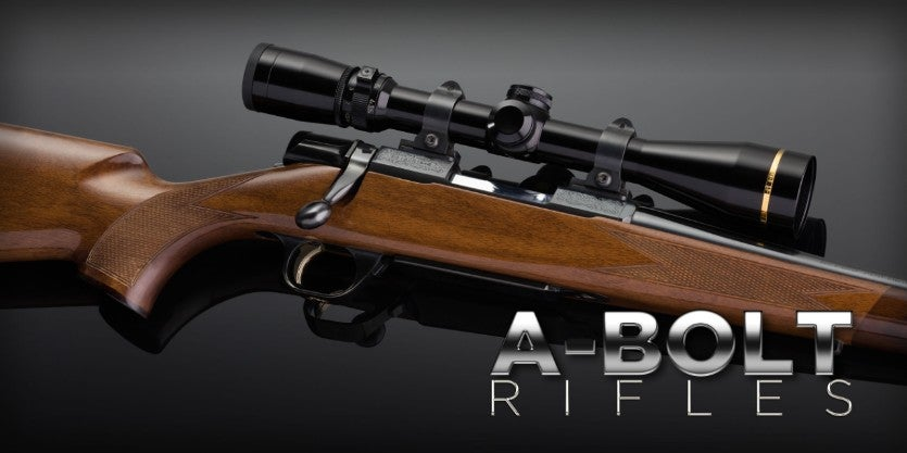 A-Bolt Rifles