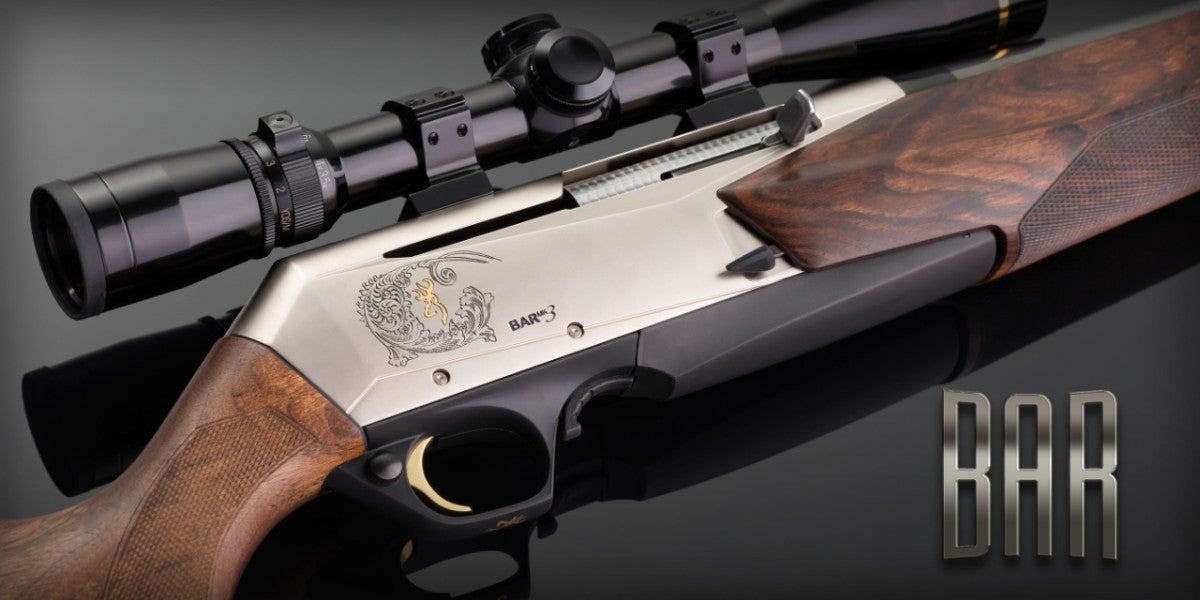 Dating browning bolt action rifles