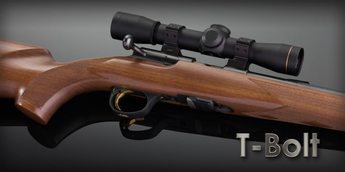 T-Bolt Rifles