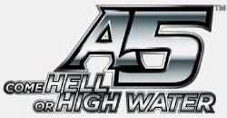 A5 Come Hell or High Water Logo