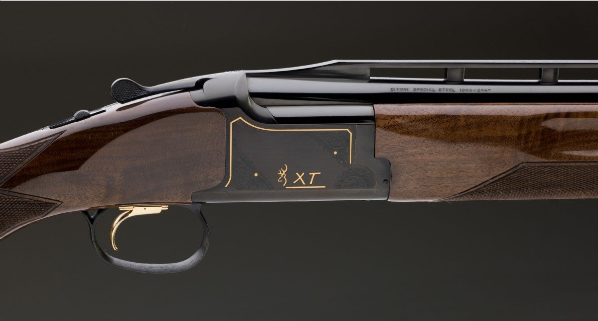 browning citori xt trap owners manual