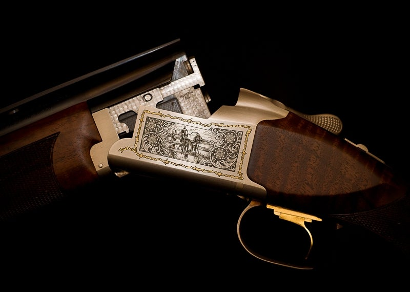 Shotguns citori 725 limited availability citori 725 ol west sporting