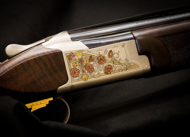 Citori 725 Western Rose Sporting Clays Limited Series