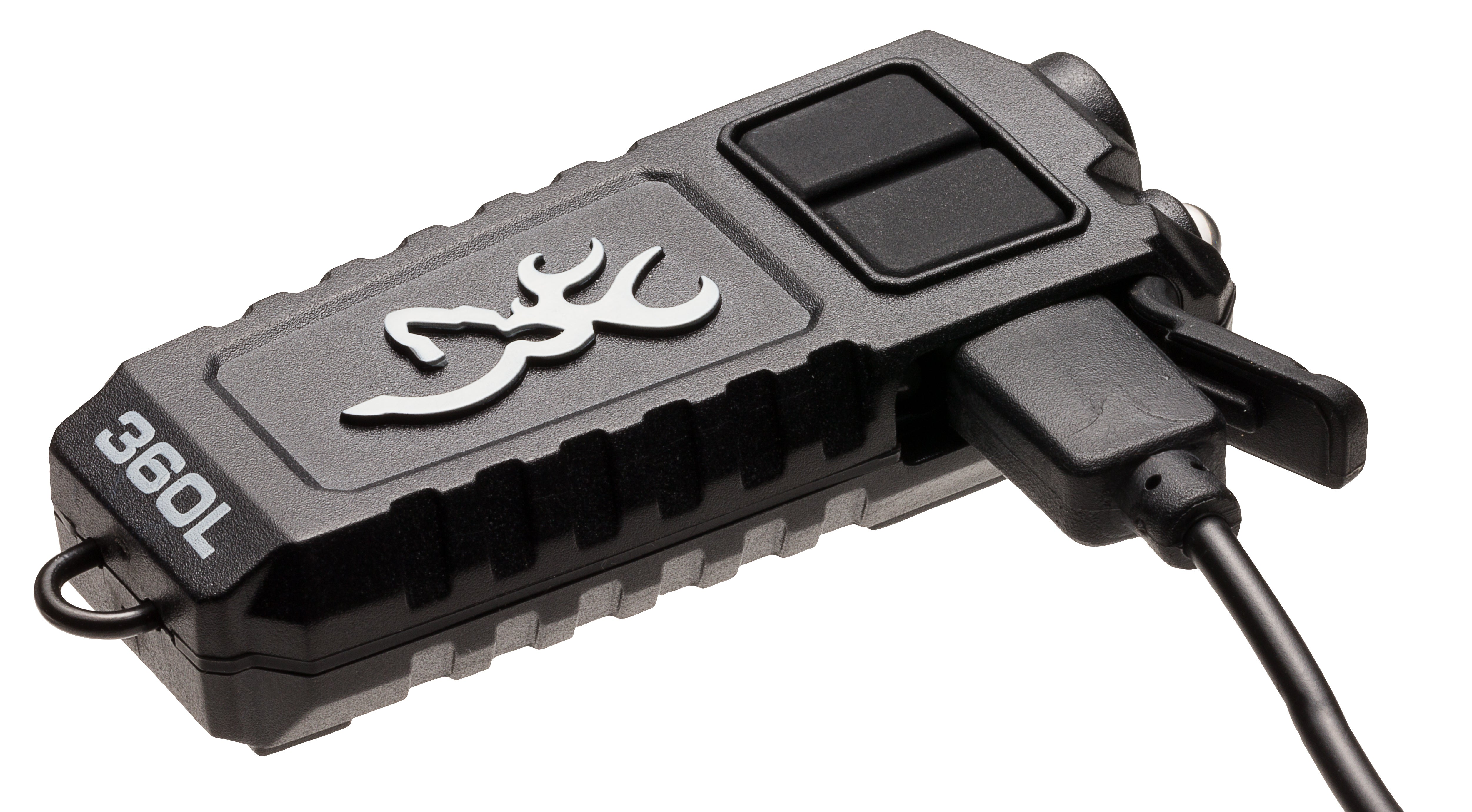 Browning Trailmate Rechargeable Keychain Cap Light