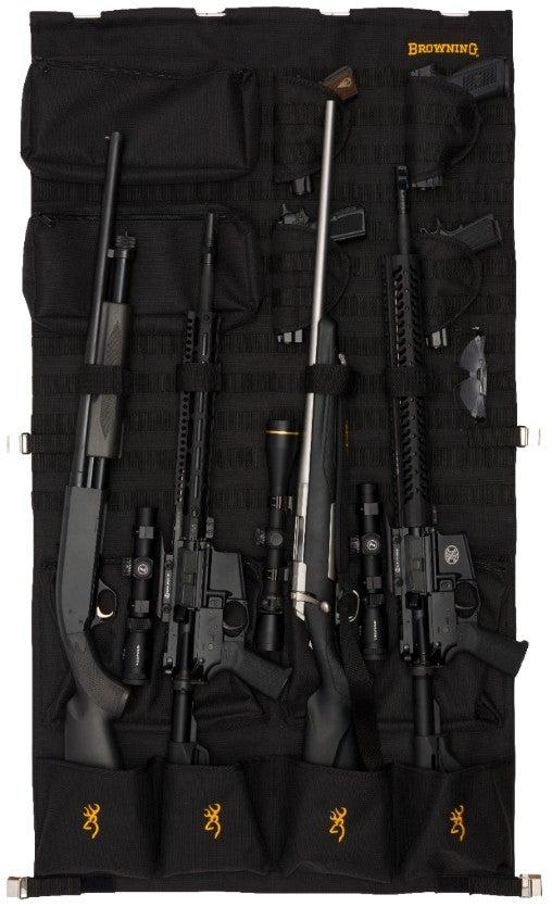Sliding Gun Safe : Door organizer large