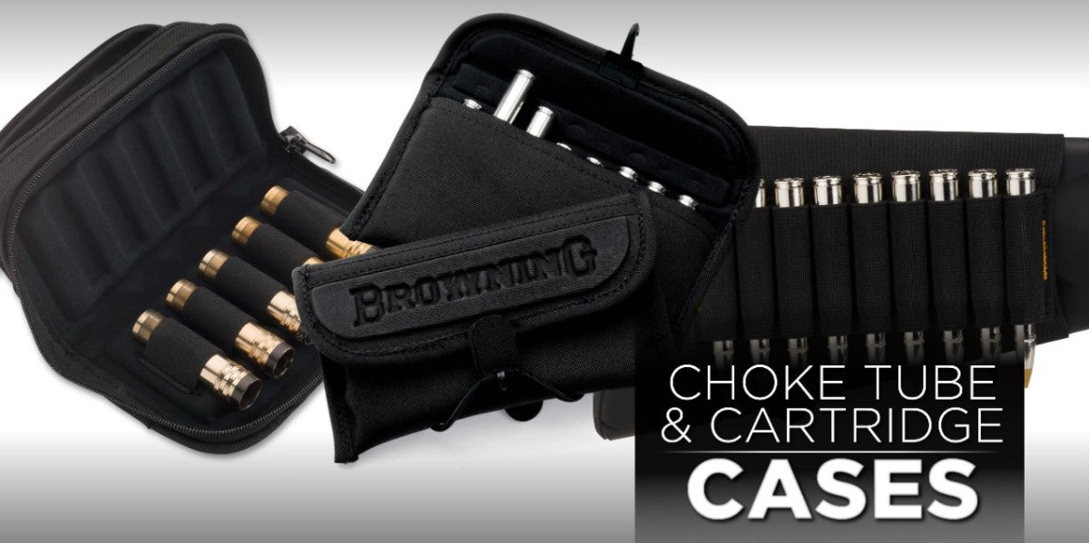 Choke Tube & Cartridge Cases