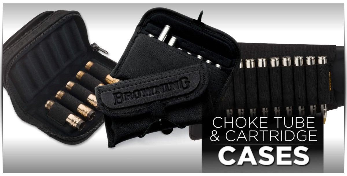 Choke Tube & Cartridge Cases
