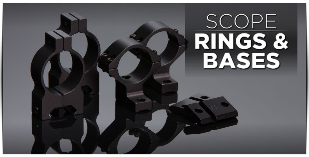 Scope Rings & Bases