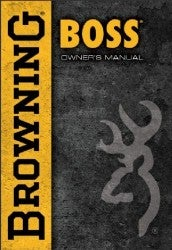 how do i tune my boss rh browning com browning boss owner's manual Browning Boss Settings Chart