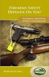 NSSF Firearms Safety Begins With You Brochure image with link to site.